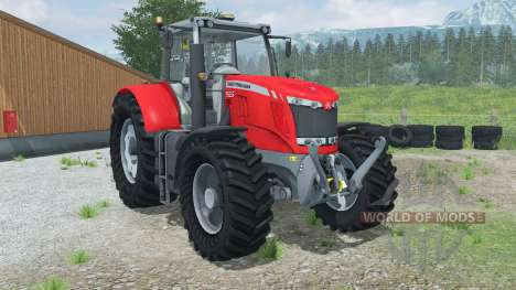 Massey Ferguson 7626 for Farming Simulator 2013