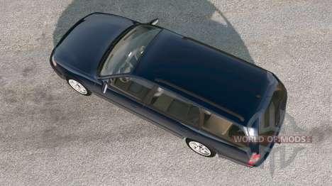 Opel Omega Caravan (B1) 1994 for BeamNG Drive