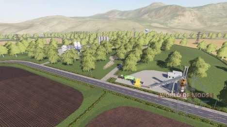 Sherwood Park Farm v2.0 for Farming Simulator 2017