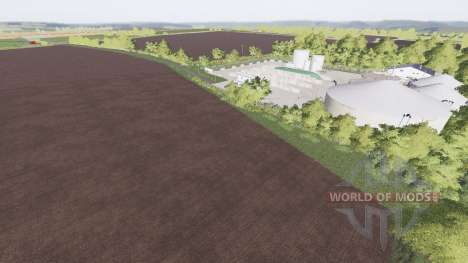 Sutton Farm for Farming Simulator 2017