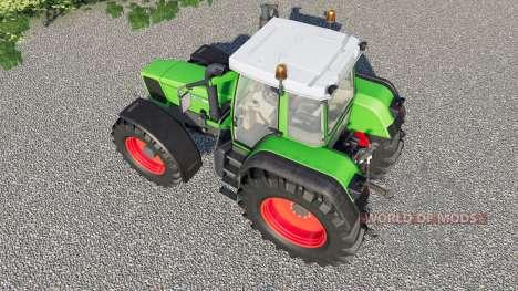 Fendt Favorit 900 Vario for Farming Simulator 2017