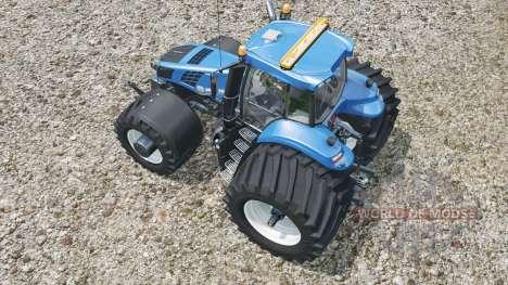 New Holland T8.320 for Farming Simulator 2015