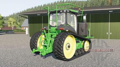 John Deere 8RT-series for Farming Simulator 2017