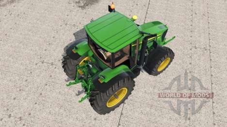 John Deere 7030 for Farming Simulator 2017