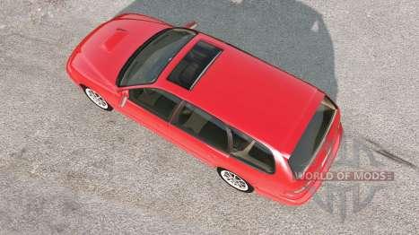 Ibishu Pessima 1996 Wagon for BeamNG Drive