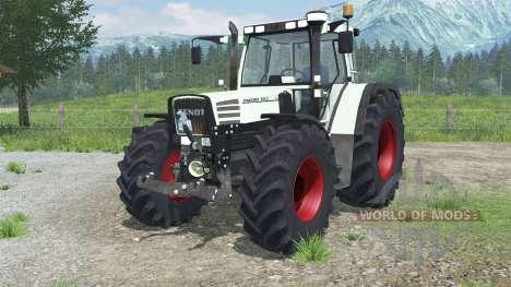 Fendt Favorit 515C Turbomatik for Farming Simulator 2013