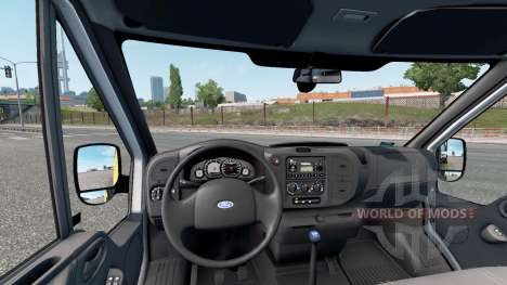 Ford Transit 135 T330 2000 for Euro Truck Simulator 2