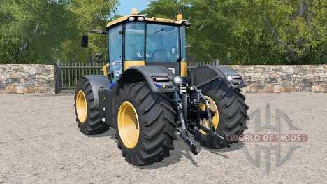 JCB Fastrac 4000 for Farming Simulator 2017