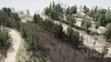 Another area for Spintires MudRunner