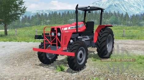 Massey Ferguson 250 XE Advanced for Farming Simulator 2013