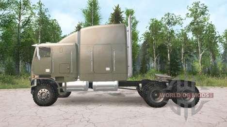 Freightliner FLA for Spintires MudRunner