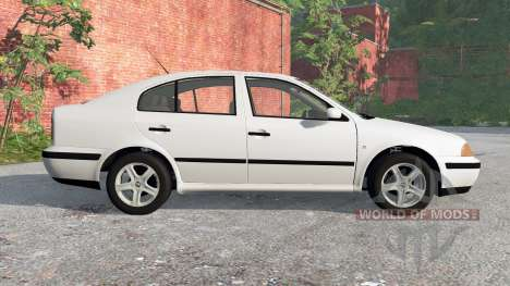 Skoda Octavia (1U) 1996 for BeamNG Drive