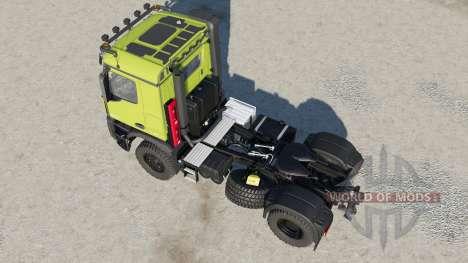 Mercedes-Benz Arocs AS 4x4 for Farming Simulator 2017