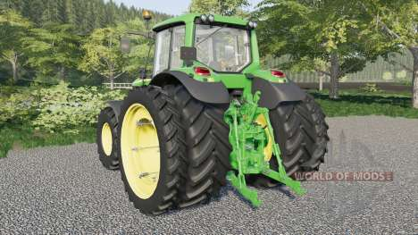 John Deere 6020 for Farming Simulator 2017