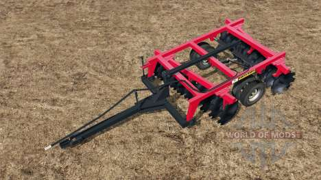 Santa Izabel GASI 340 for Farming Simulator 2017
