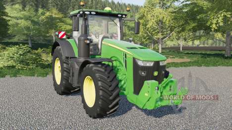 John Deere 8R-series for Farming Simulator 2017