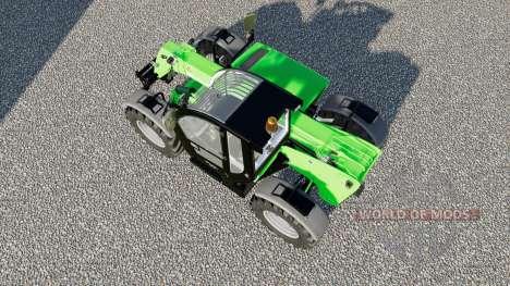 Deutz-Fahr Agrovector 37.7 for Farming Simulator 2017
