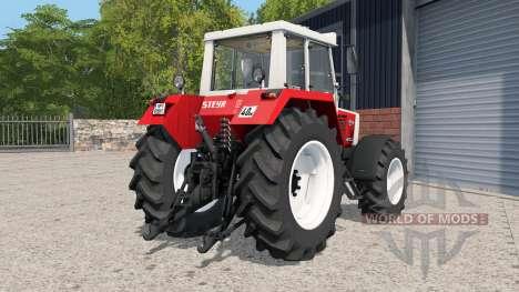 Steyr 8165A Turbo for Farming Simulator 2017