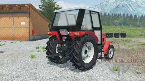Zetor 6211 for Farming Simulator 2013