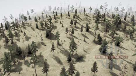 Taiga Uval for Spintires MudRunner