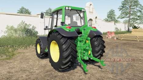 John Deere 6030 Premium for Farming Simulator 2017
