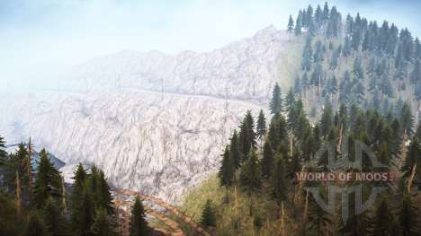 Death valley for Spintires MudRunner