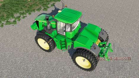 John Deere 9R-series for Farming Simulator 2017