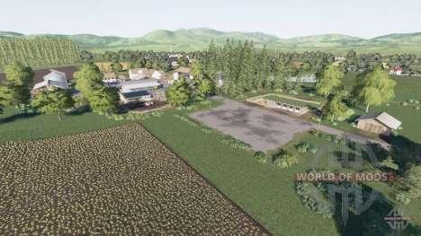 Zweisternhof for Farming Simulator 2017