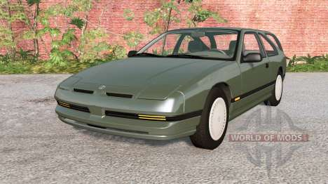 Ibishu 200BX Wagon v2.02 for BeamNG Drive