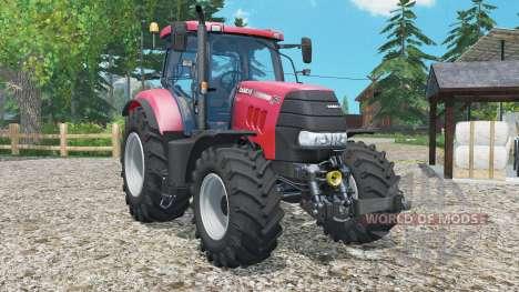 Case IH Puma 160 CVX for Farming Simulator 2015
