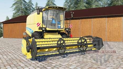 New Holland TC5.90 for Farming Simulator 2017