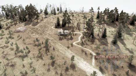 Gazprom plus v3.0 for Spintires MudRunner