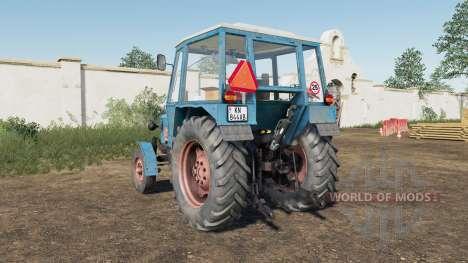 Zetor 6711 for Farming Simulator 2017