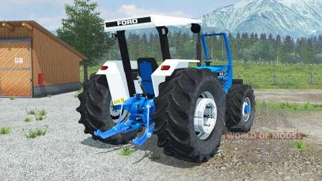 Ford 7610 for Farming Simulator 2013