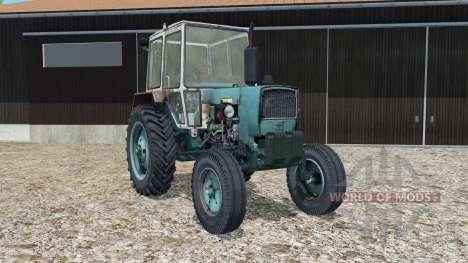UMZ-6КЛ for Farming Simulator 2015
