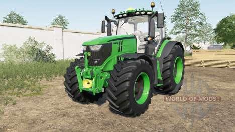 John Deere 6R-series for Farming Simulator 2017