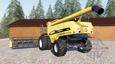 Challenger 680 B for Farming Simulator 2017