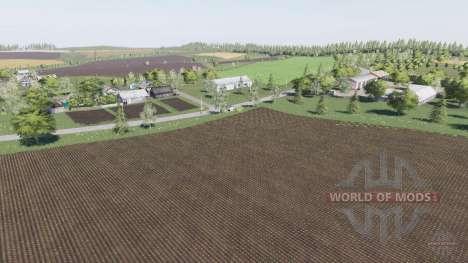 The village of Berry v2.2.1 for Farming Simulator 2017