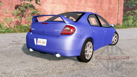 Dodge SRT-4 2003 for BeamNG Drive