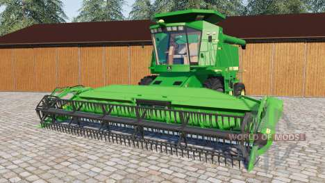John Deere 9000 for Farming Simulator 2017