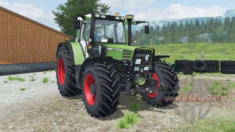 Fendt Favorit 515 C Turbomatik for Farming Simulator 2013