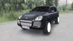 Porsche Cayenne Turbo (955) 2003 for Spin Tires