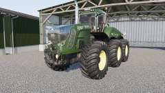 Fendt Trisix Variø for Farming Simulator 2017