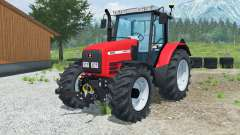Massey Ferguson 6260 FL consolᶒ for Farming Simulator 2013