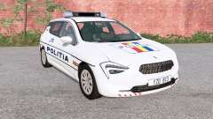 Cherrier FCV Romanian Police for BeamNG Drive