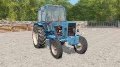 80 and MTZ 82 Belarus for Farming Simulator 2017