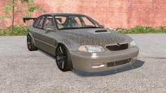 Ibishu Pessima 1996 Race v6.0 for BeamNG Drive
