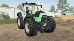 Deutz-Fahr 7210〡7230〡7250 TTV Agrotroᵰ for Farming Simulator 2017