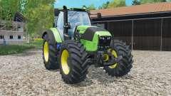 Deutz-Fahr 7250 TTV Agrotron FL consolᶒ for Farming Simulator 2015