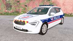Cherrier FCV National Police v0.2 for BeamNG Drive